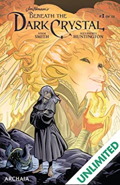 Jim Henson's Beneath the Dark Crystal #1