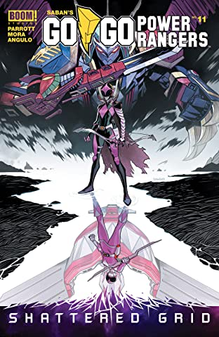 Saban's Go Go Power Rangers #11
