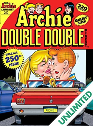 Archie Double Digest #250