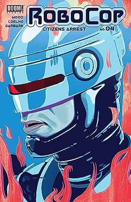 RoboCop: Citizens Arrest #4
