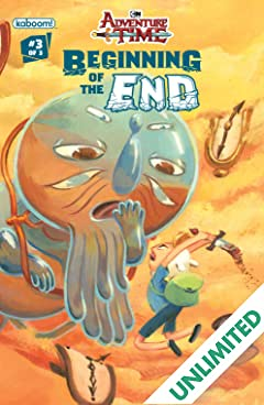 Adventure Time: Beginning of the End #3