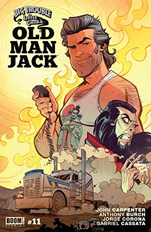 Big Trouble in Little China: Old Man Jack #11