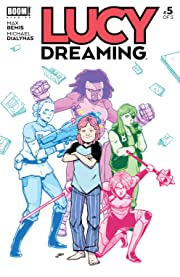 Lucy Dreaming #5