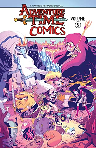 Adventure Time Comics Tome 5