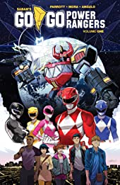 Saban S Go Go Power Rangers 2 Comics By Comixology