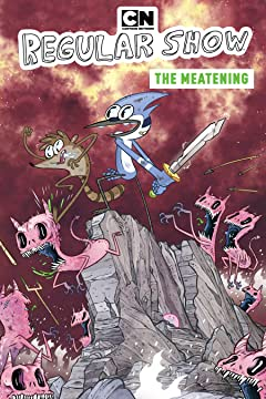 Regular Show: The Meatening