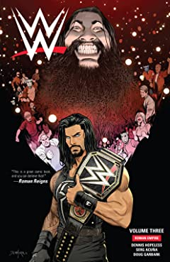 WWE Vol. 3: Roman Empire