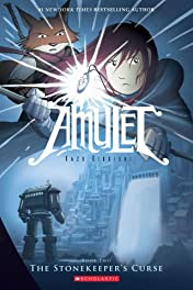 Amulet #2: The Stonekeepers Curse
