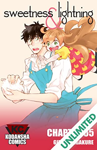 Sweetness and Lightning #55
