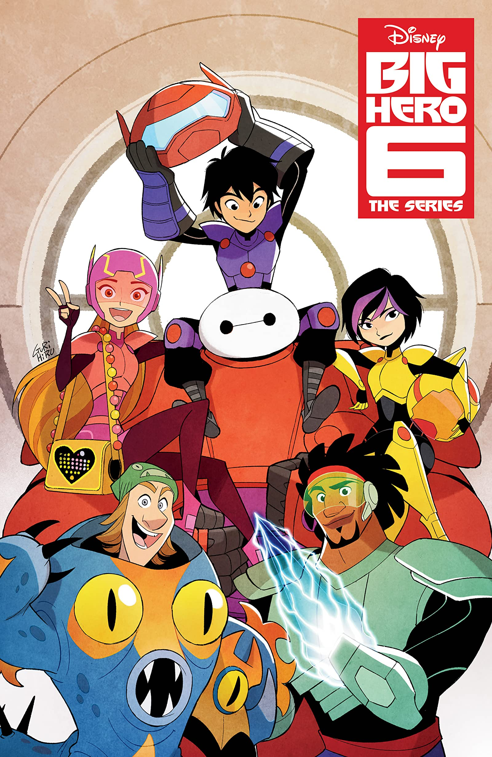 Big Hero 6: The Series—Technology is Unbeatable - Comics by comiXology