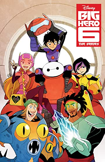 Big Hero 6: The Series—Technology is Unbeatable