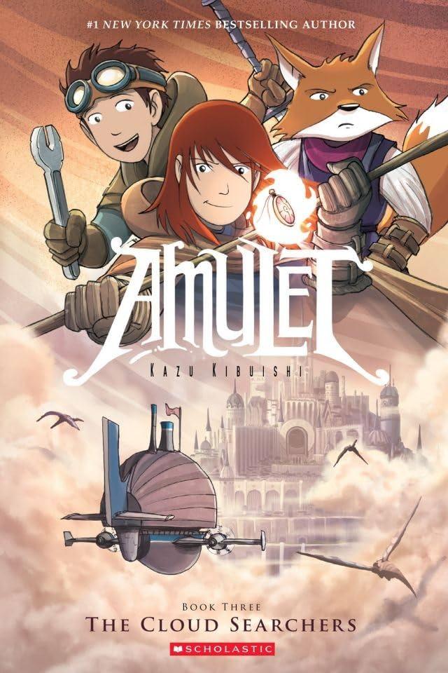 Amulet #3: The Cloud Searchers