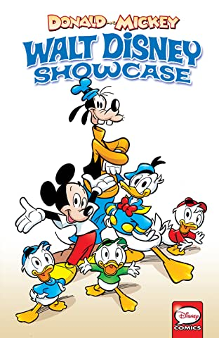 Donald and Mickey: The Walt Disney Showcase Collection