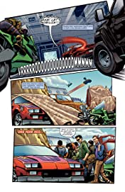 M.A.S.K.: Mobile Armored Strike Kommand: Riding V.E.N.O.M.'s Trail