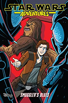 Star Wars Adventures Tome 4: Smuggler's Blues