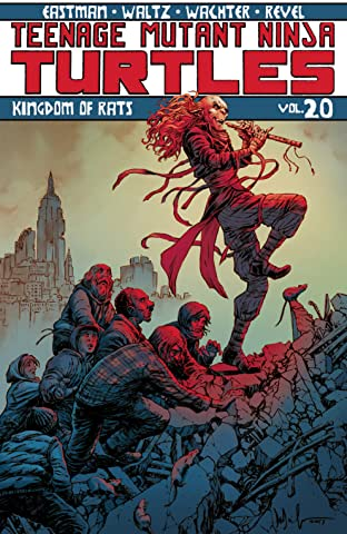 Teenage Mutant Ninja Turtles Tome 20: Kingdom of Rats