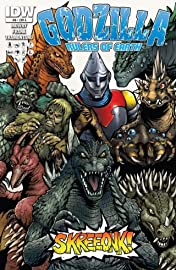 Godzilla: Rulers of Earth #8