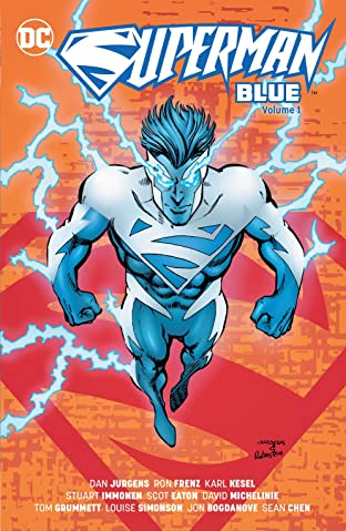 Superman Blue Tome 1