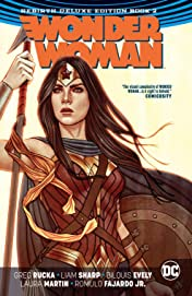 Wonder Woman: The Rebirth Deluxe Edition -  Book 2