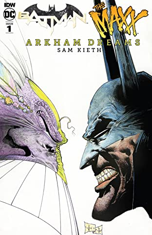 Batman/The Maxx No.1 (sur 5)