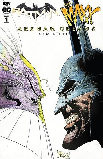 Batman/The Maxx No.1 (sur 5)