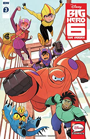 Big Hero 6: The Series #3