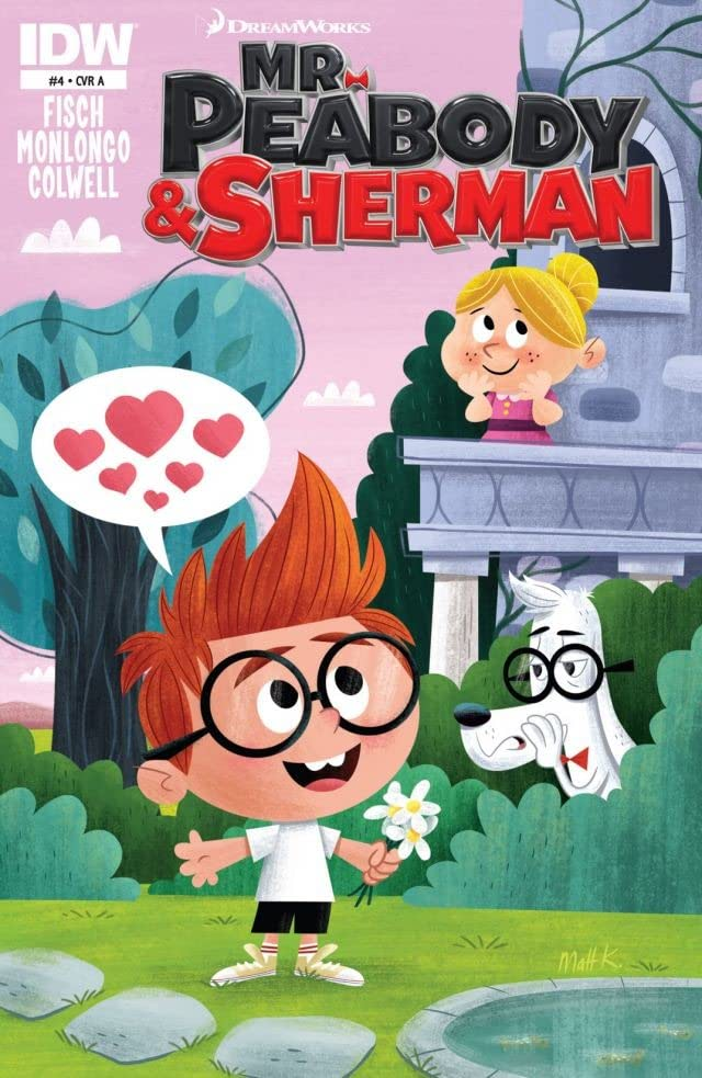 Mr. Peabody & Sherman #4 (of 4)