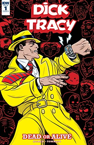Dick Tracy: Dead or Alive No.1 (sur 4)