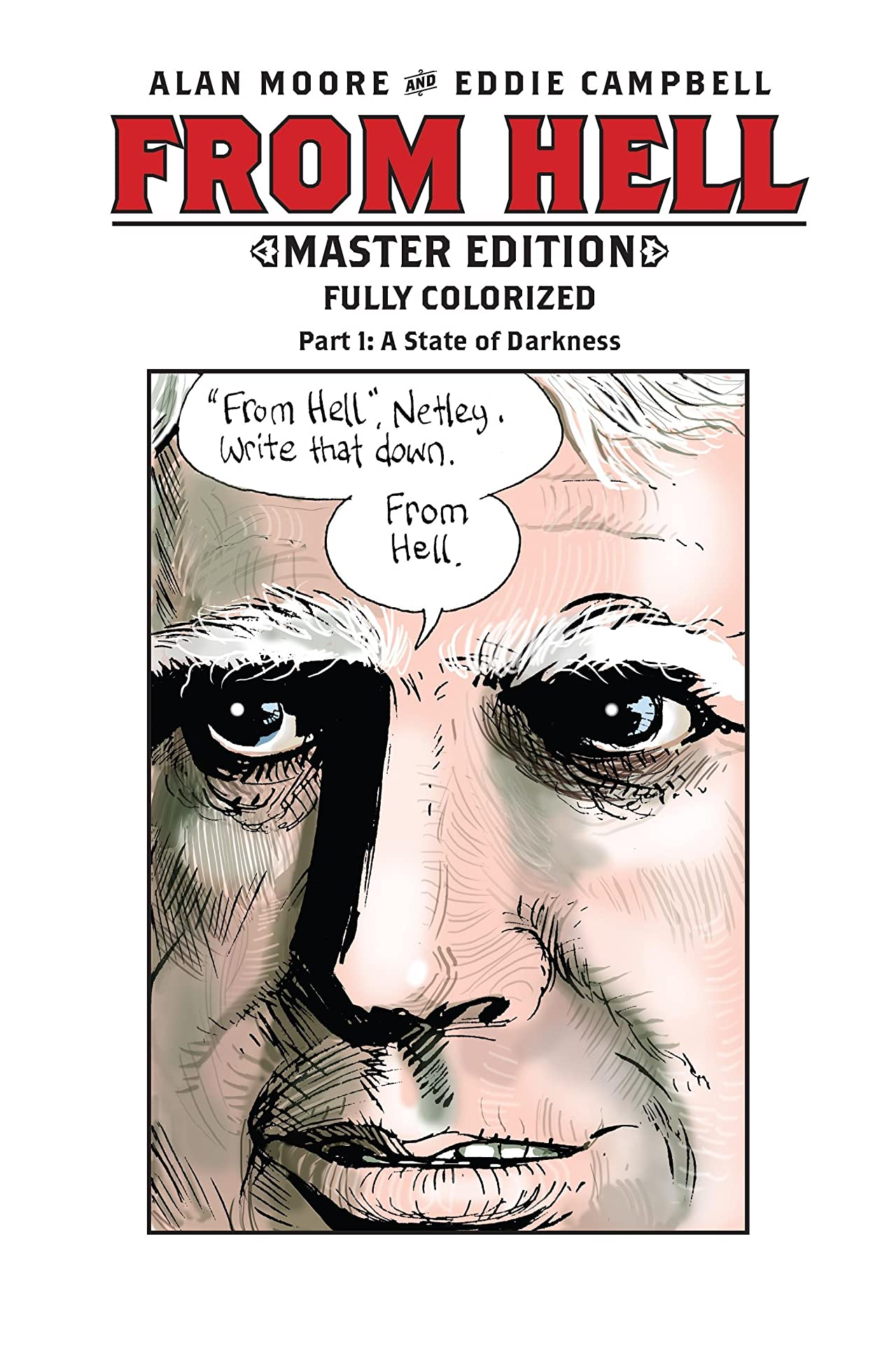 From Hell: Master Edition #1