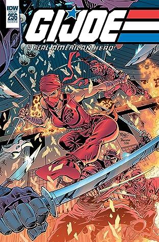 G.I. Joe: A Real American Hero #256