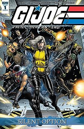 G.I. Joe: A Real American Hero: Silent Option #1 (of 4)