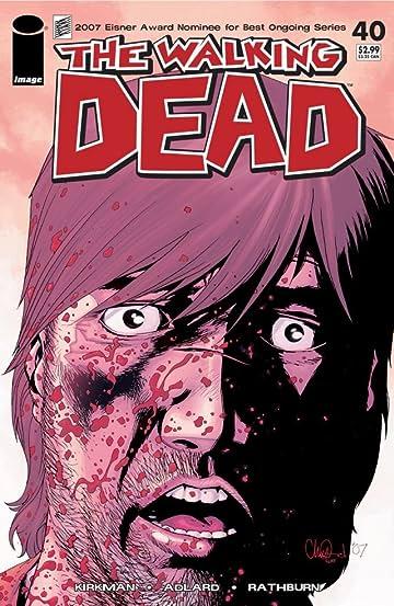 The Walking Dead #40