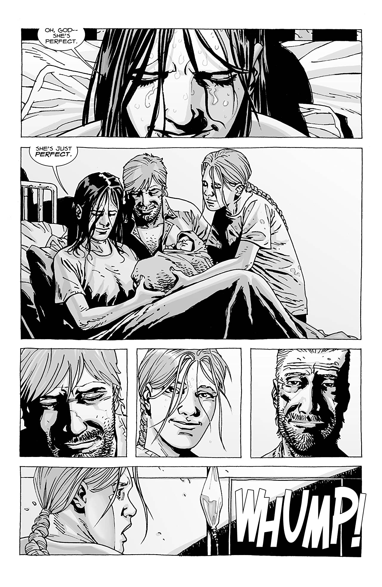 The Walking Dead #40