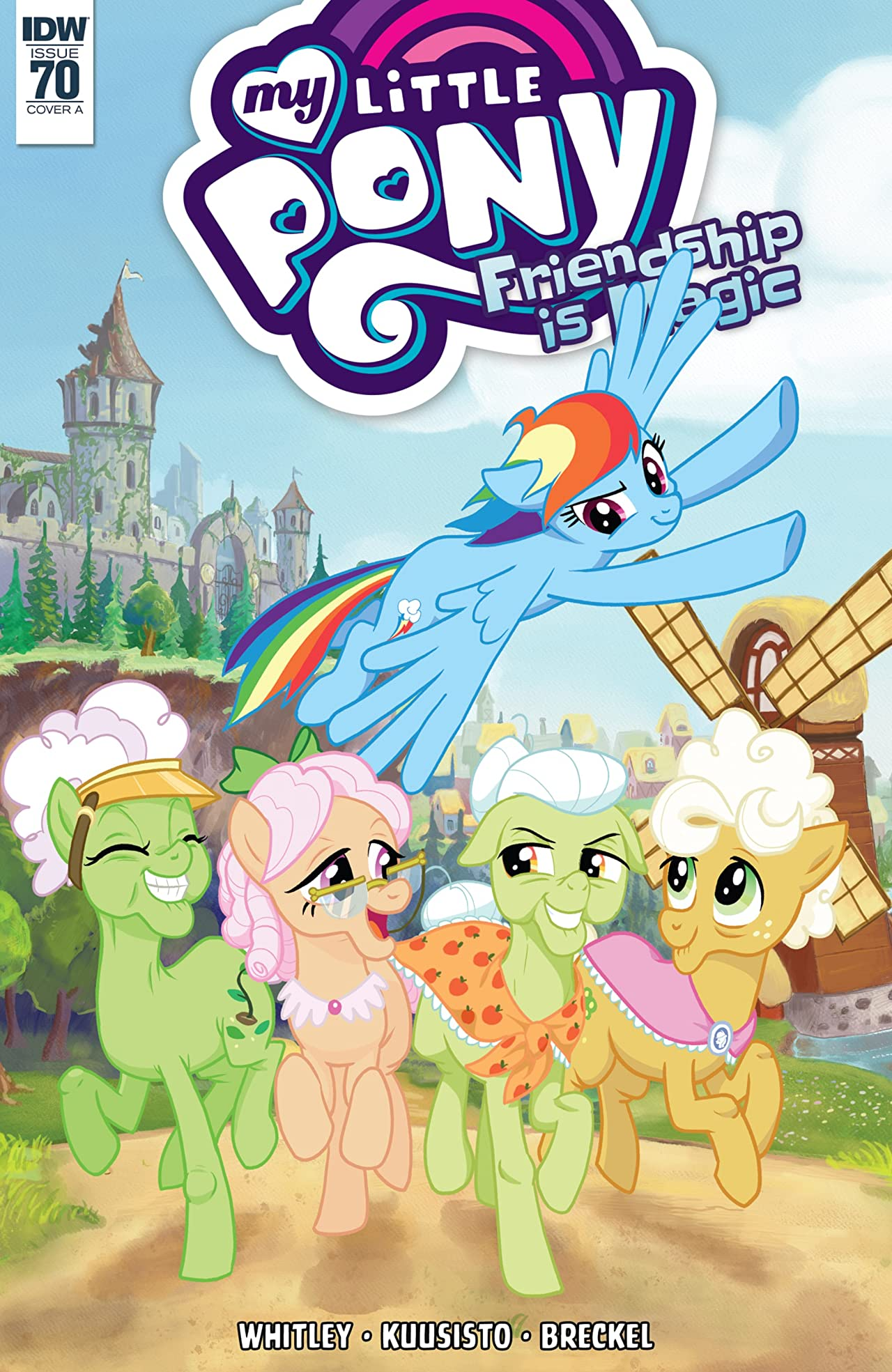 My Little Pony: Friendship is Magic No.70