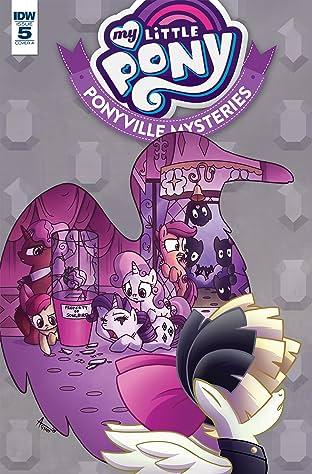 My Little Pony: Ponyville Mysteries #5