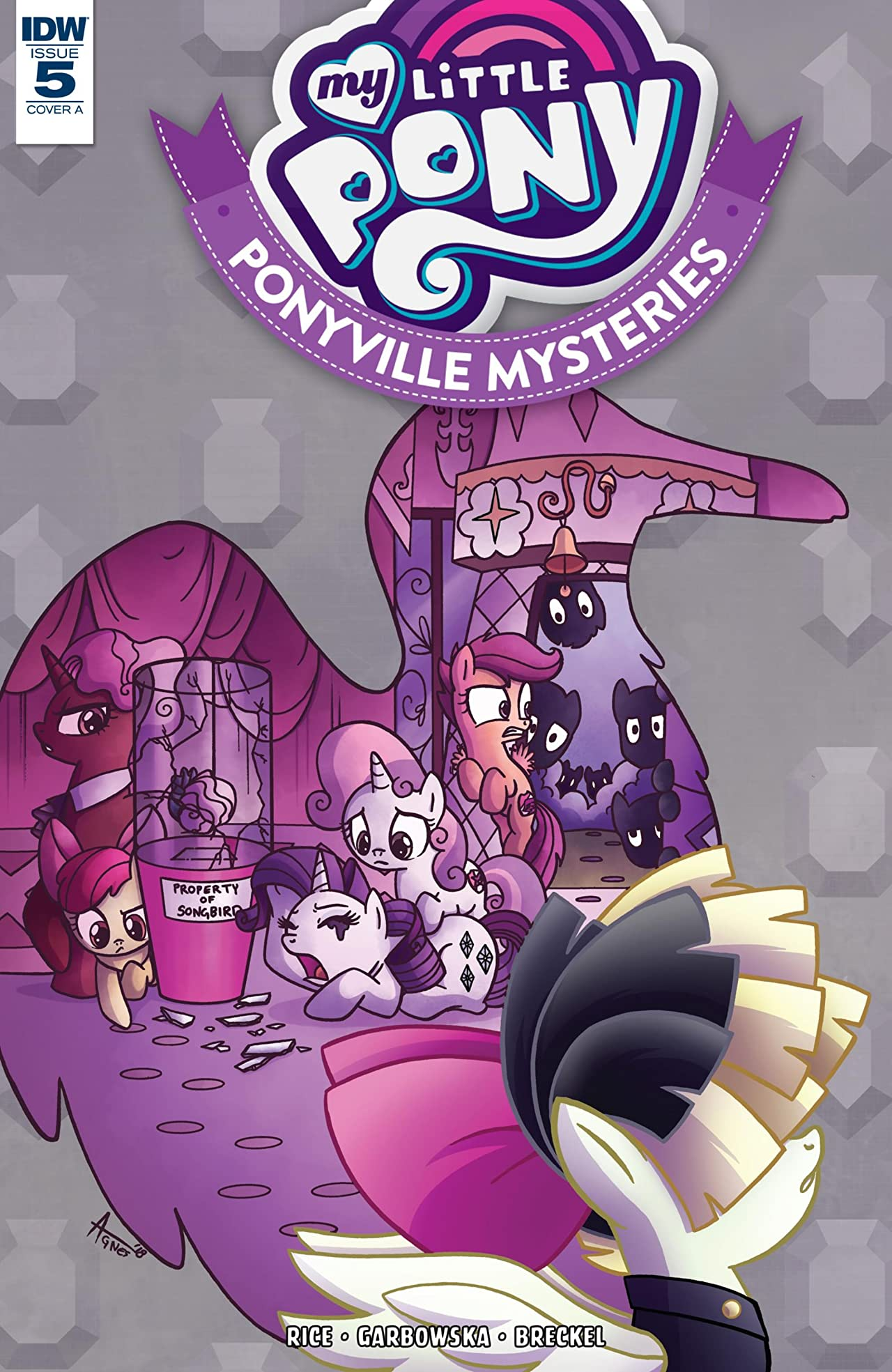 My Little Pony: Ponyville Mysteries No.5