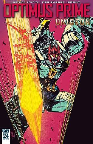 Optimus Prime #24