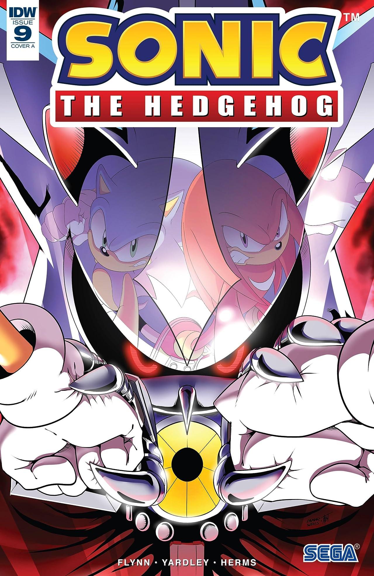 Sonic The Hedgehog (2018-) No.9
