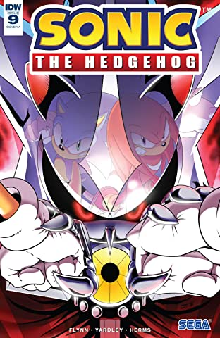 Sonic The Hedgehog (2018-) #9