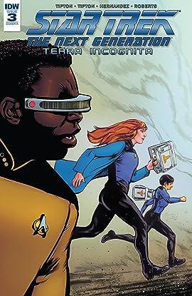Star Trek: The Next Generation: Terra Incognita #3