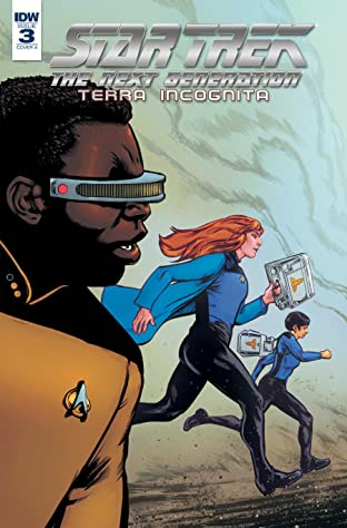 Star Trek: The Next Generation: Terra Incognita #3