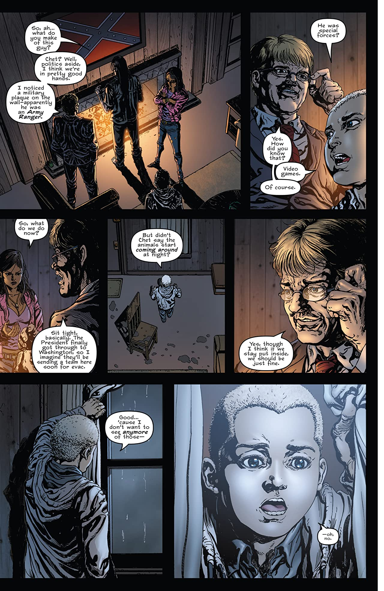 The Other Dead #5 (of 6)