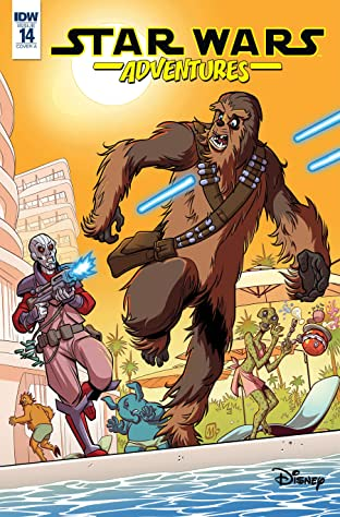 Star Wars Adventures #14