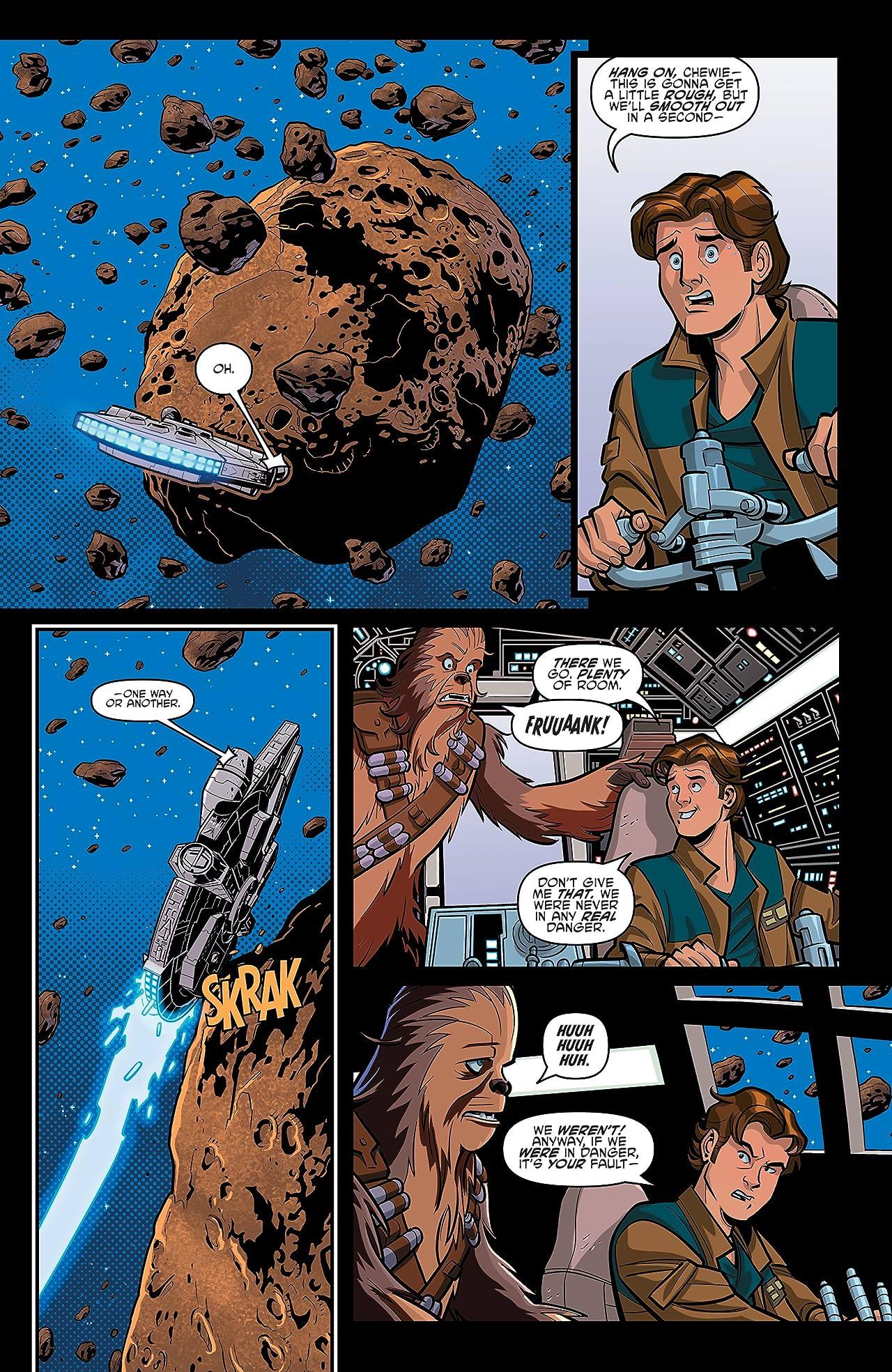 Star Wars Adventures #14