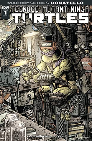 Teenage Mutant Ninja Turtles: Macro-Series: Donatello