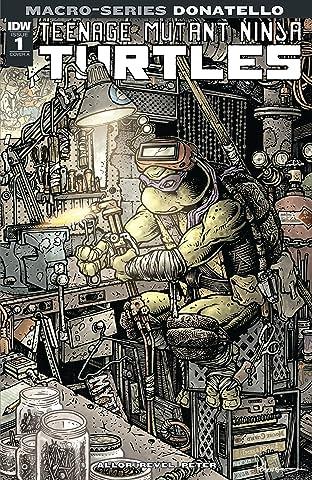 Teenage Mutant Ninja Turtles: Macro-Series: Donatello