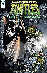 Teenage Mutant Ninja Turtles: Urban Legends #5