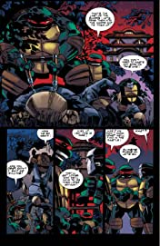 Teenage Mutant Ninja Turtles: Urban Legends #5