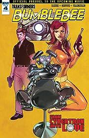 Transformers: Bumblebee Movie Prequel #4 (of 4)