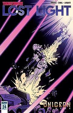 Transformers: Lost Light #24